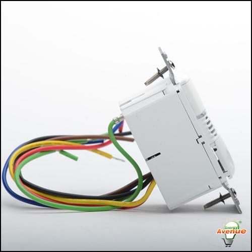 Wattstopper Dsw 302 W Occupancy Sensor White Ul Listed 5